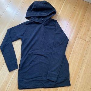 Lululemon navy long hoodie 4